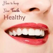 teeth healthy